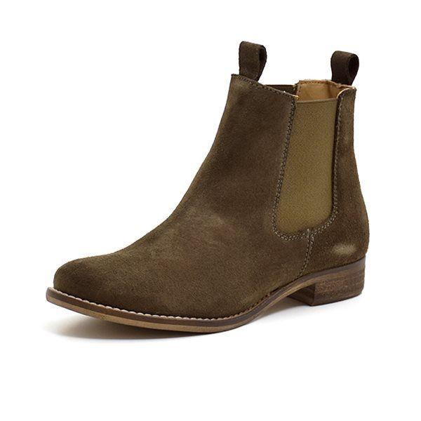 d2c4470abe4 Damesko > flade støvler, køb, salg & bytte annoncer