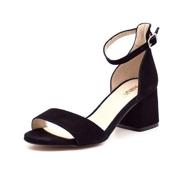 eb6d24b6b1b7 AMUST Maria high sandal ruskind sort