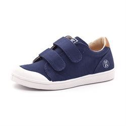 10 IS sneaker m. velcro navy