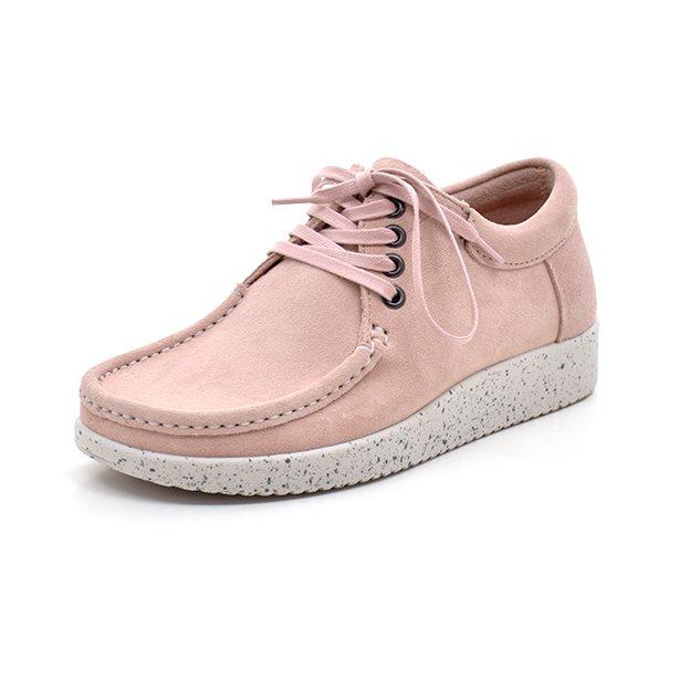Nature Footwear Anna sko lys rose