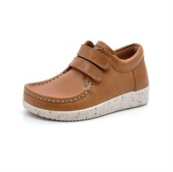 Nature Footwear Ask KIDS sko, cognac