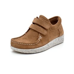 Nature Footwear Ask KIDS sko cognac