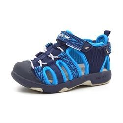 Geox Multy sandal navy/tyrkis
