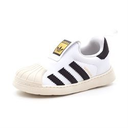 Adidas Superstar 360 slip-on hvid/sort
