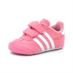 Adidas Dragon L2W Crib pink