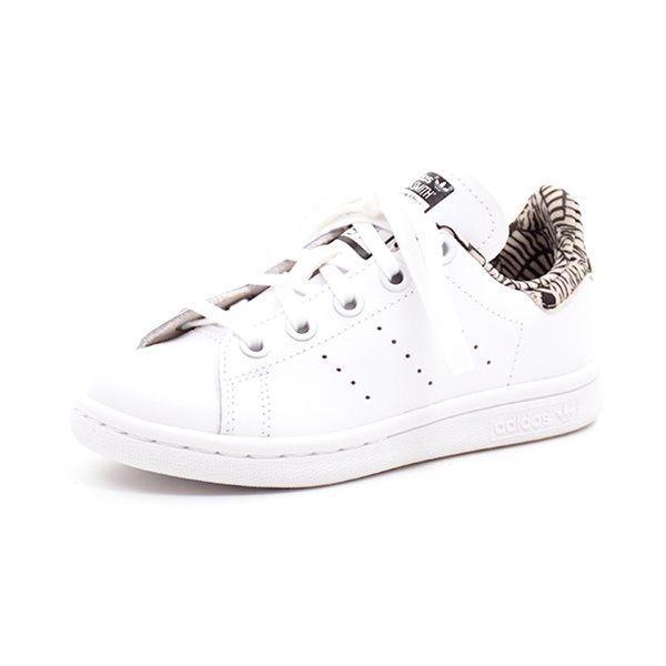 a07910435231a0 Adidas Stan Smith C Zebra hvid