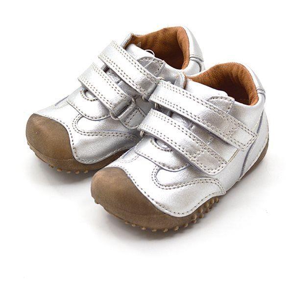 9ec7a5f2ccd Bundgaard Biis II prewalker sko sølv