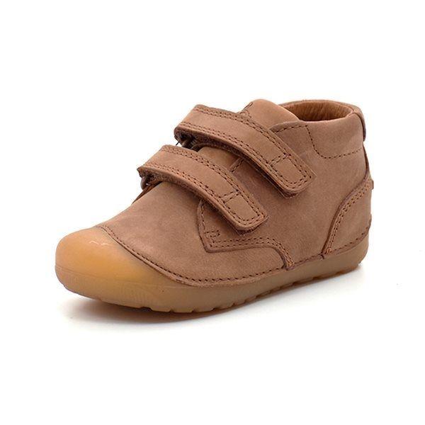 4b275c249849 Bundgaard Petit velcro begyndersko brun