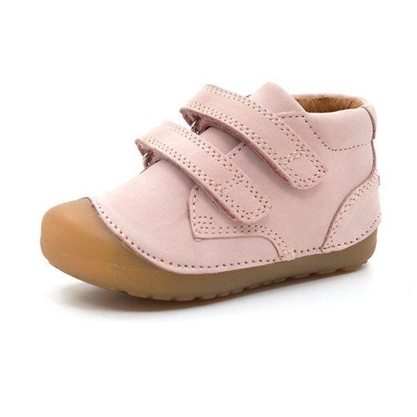 8a9deb50578 Bundgaard Petit velcro begynder sko gammel rosa