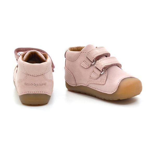 83102d52830 Bundgaard Petit velcro begynder sko gammel rosa