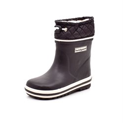 Bundgaard vintergummistøvle short Sailor Rubber boot sort