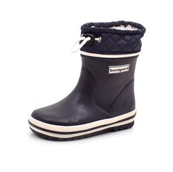 Bundgaard vintergummistøvle short Sailor Rubber boot navy