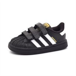 Adidas Superstar Foundation Cf 1 sort/hvid