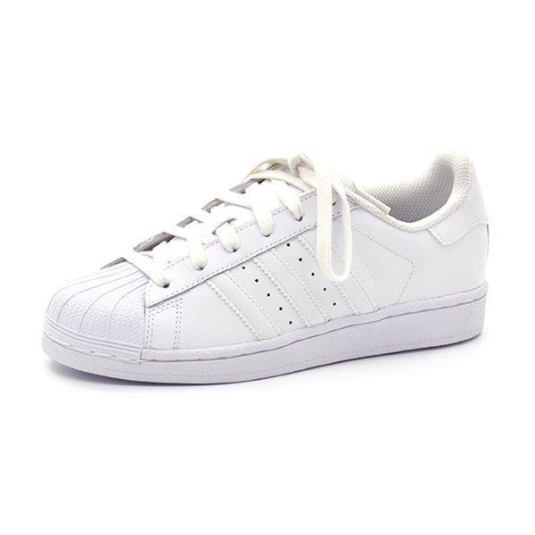 adidas superstar 2 hvide