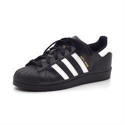 Adidas Superstar Foundation sort/hvid