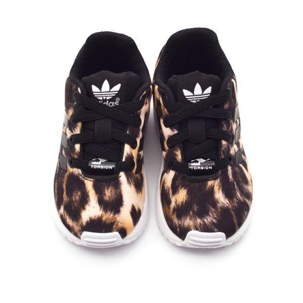 254c29f38cc Adidas leopard sko børn
