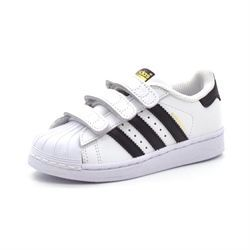 48467a3cb7a Adidas Superstar Foundation Cf C hvid/sort