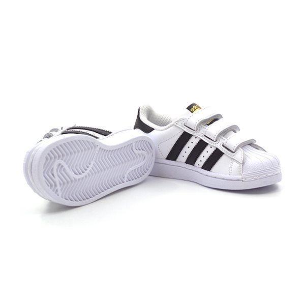 cheap for discount d0e5a 9e5fc Adidas Superstar Foundation Cf C hvidsort.
