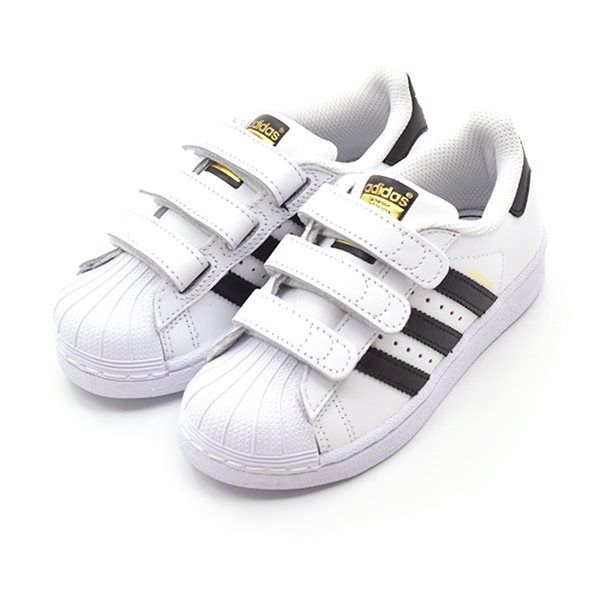 newest ccb01 f9afd Adidas Superstar Foundation Cf C hvidsort