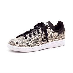 Adidas Stan Smith J total zebra