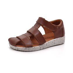 Nature Footwear Birk KIDS sandal tobacco