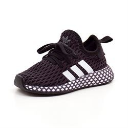 Adidas Deerupt Runner I sort
