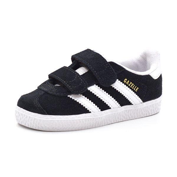 91b0cd3a Adidas Gazelle CF 1 sort - Superlækker sneaker fra Adidas i sort ruskind  med hvide striber
