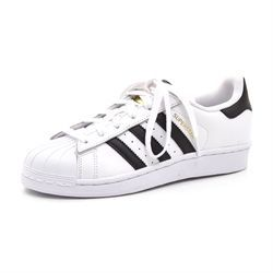 Adidas Superstar hvid/sort