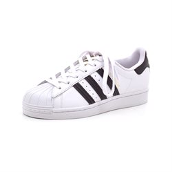 Adidas Super Star hvid/sort