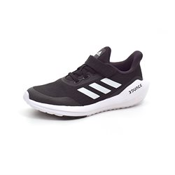 Adidas EQ21 RUN EL K sneaker hvid/sort