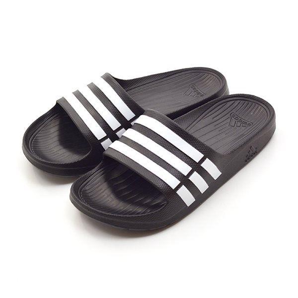 9e2761bbb9b Adidas Duramo badesandal sort/hvid