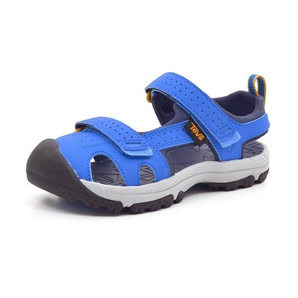 f15b10c3b1b Teva Toachi lukket sandal blå