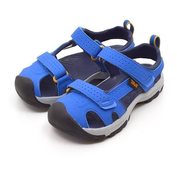 3f23d49d6e37 Teva Toachi lukket sandal blå