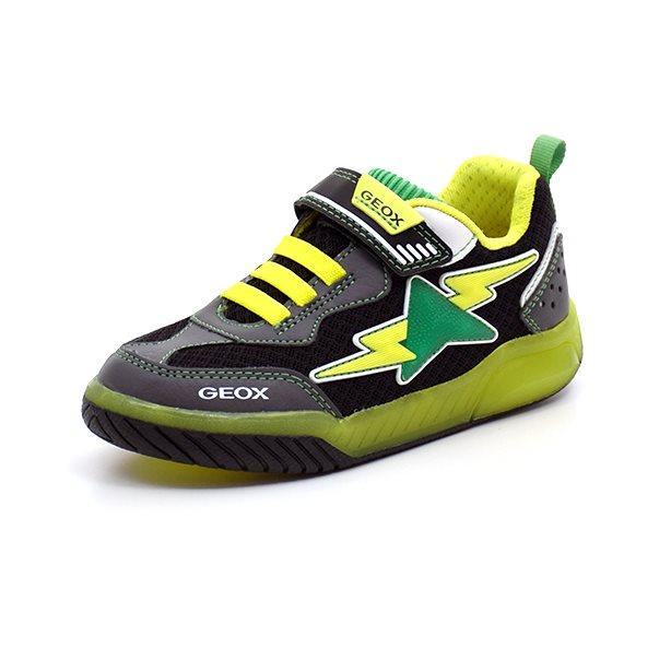 Geox Inek sneaker m.blink limesort