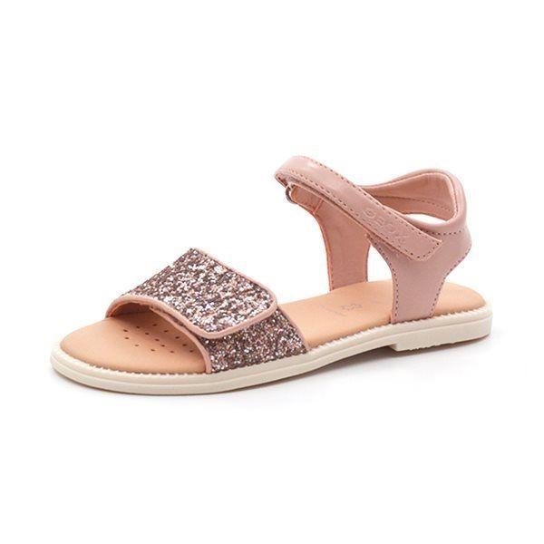 4475eecea9c1 Geox Karly sandal rosa glimmer