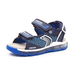 Geox Android blinkesandal navy