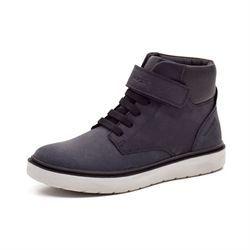 b0a4a56f422 Geox J Riddock B. vintersneaker navy