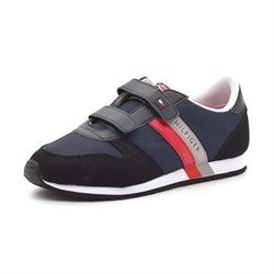 Tommy Hilfiger Jaimie sneakers m. velcro navy