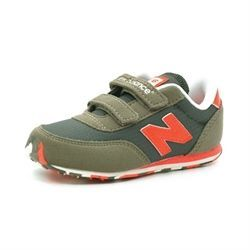 New Balance 410 grøn neon orange