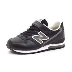 New Balance 996 kids sort grå