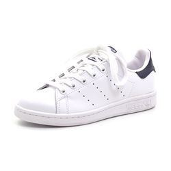 Adidas Stan Smith J hvid/sort