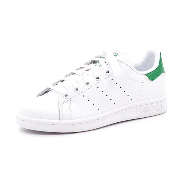 Adidas Stan Smith J hvidgrøn