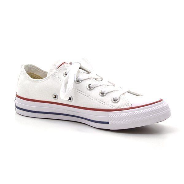 hvide converse sko