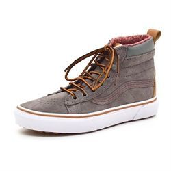 VANS SK8 Hi MTE All weather vintersneaker ruskind grå