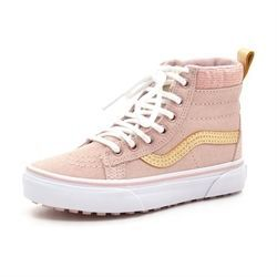 VANS SK8 HI MTE All Weather vintersneaker rosa