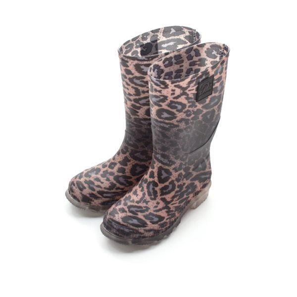 168b64275f6 Petit by sofie schnoor gummistøvle leopard rose