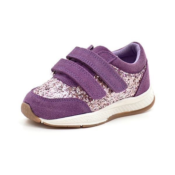 Petit by sofie schnoor glimmer sneaker lilla