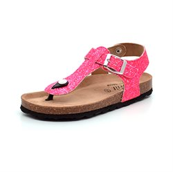 Petit by sofie schnoor tåsandal glimmer pink