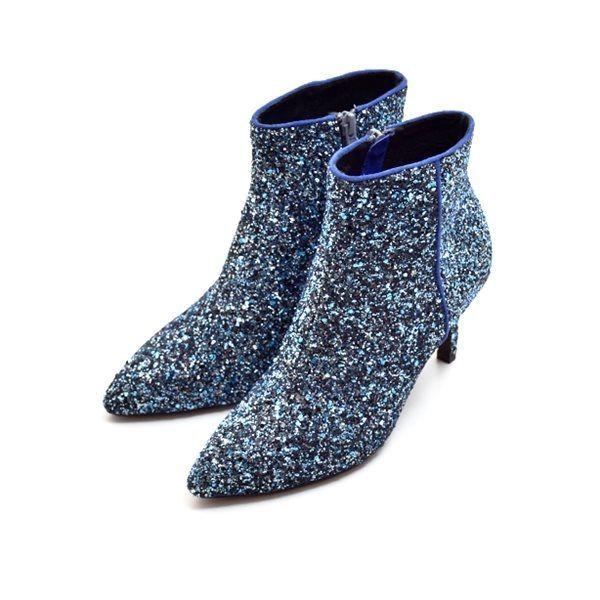71289eedb4d Sofie Schnoor glitter støvlet blå