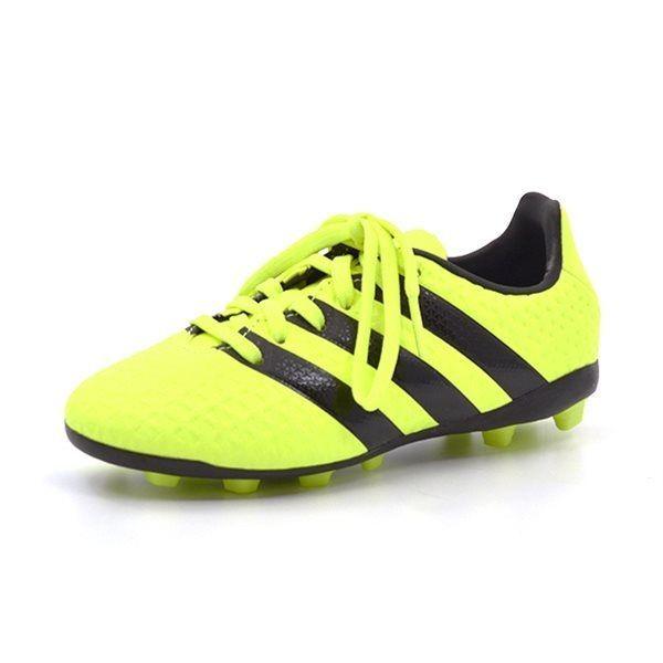 90c2315e3 Adidas ACE 16.4 FXG fodboldstøvle gul/sort